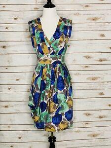 BCBG-Max-Azria-Women-s-Floral-Print-Dress-4
