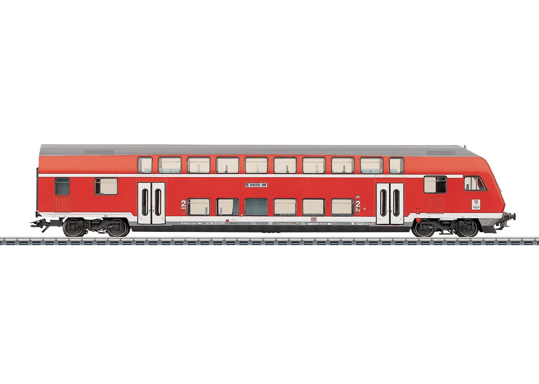 Märklin 43586 doppio piano carrello fiscale 2. CLASSE delle DB AG  neu in OVP