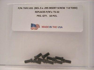 SC-21 . 100 Pieces THFC-026 Insert Screw: TS-2 . 19041 .. TPS22