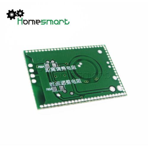 LV002 10.525GHz 8-15m Radar Sensor Switch Doppler Microwave Sensor Module L2KS