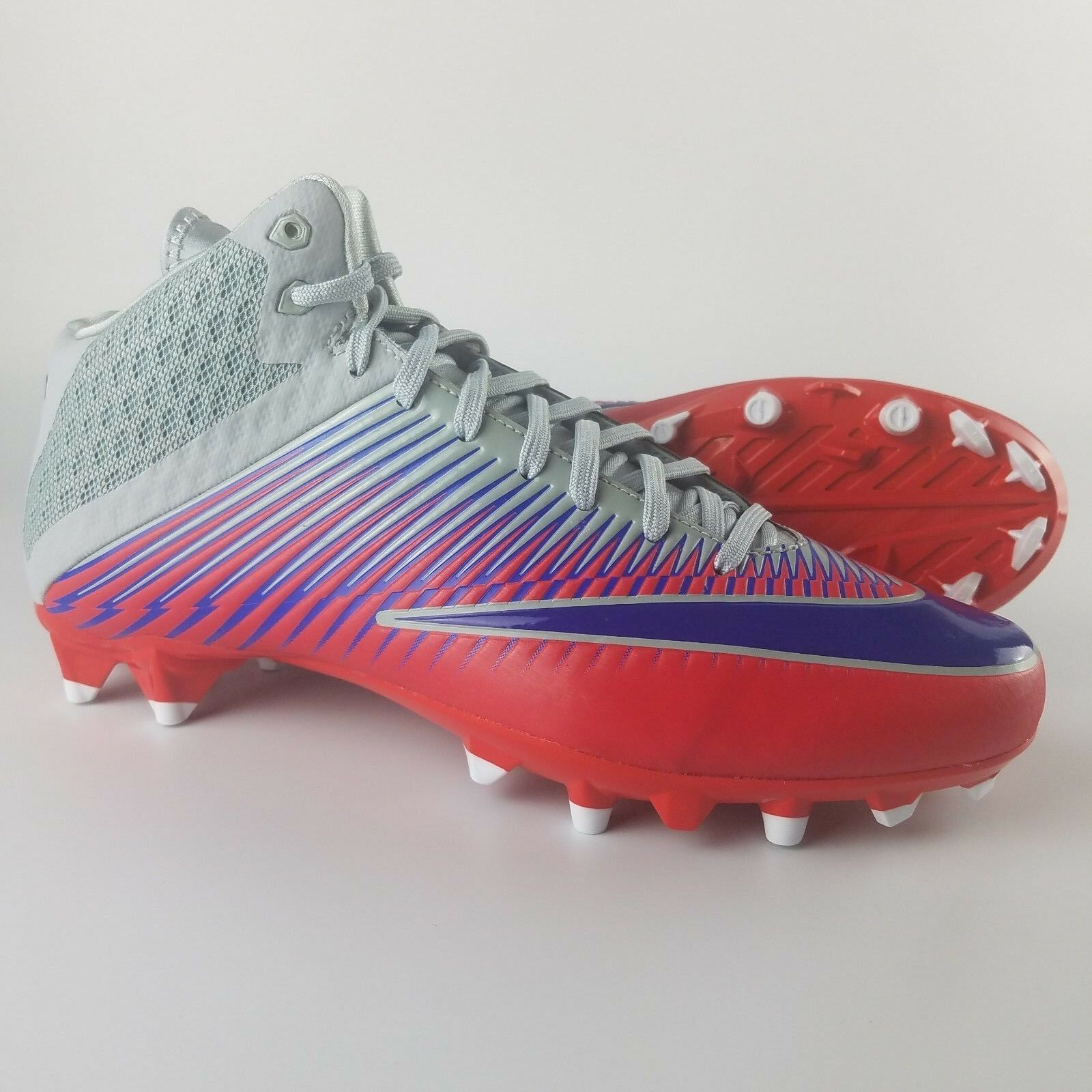 Comfortable and good-looking Nike Vapor Speed 2 Mid 3/4 TD Football Cleats Men's Comfortable