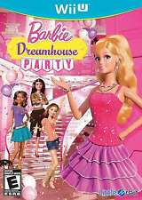 Barbie: Dreamhouse Party Wii-U New Nintendo Wii U, nintendo_wii_u