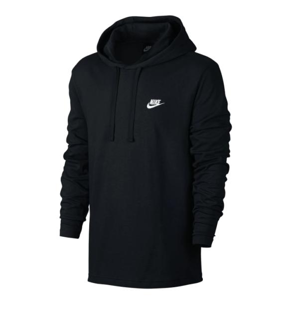 Nike Hoodie Mens 3XL Black New Cotton