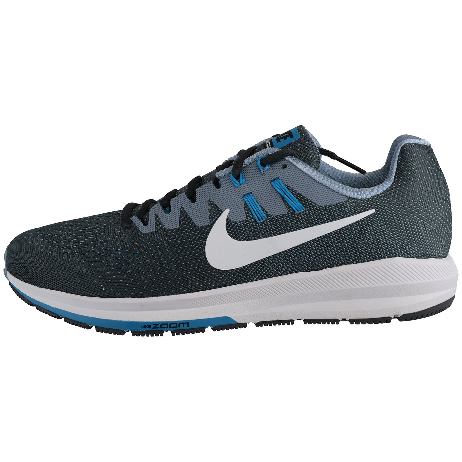 Nike air zoom struktur 20 849576-001 jogging - schuhe locker.