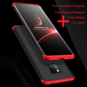the latest b0427 2def3 Details about 360° Full Body Cover Shockproof Hybrid Case For Huawei Mate  20 Pro Lite P20 P30