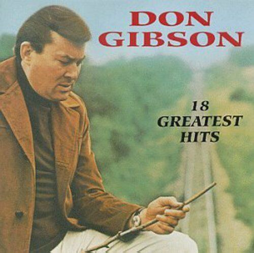 Don Gibson - 18 Greatest Hits [New CD] Manufactured On Demand