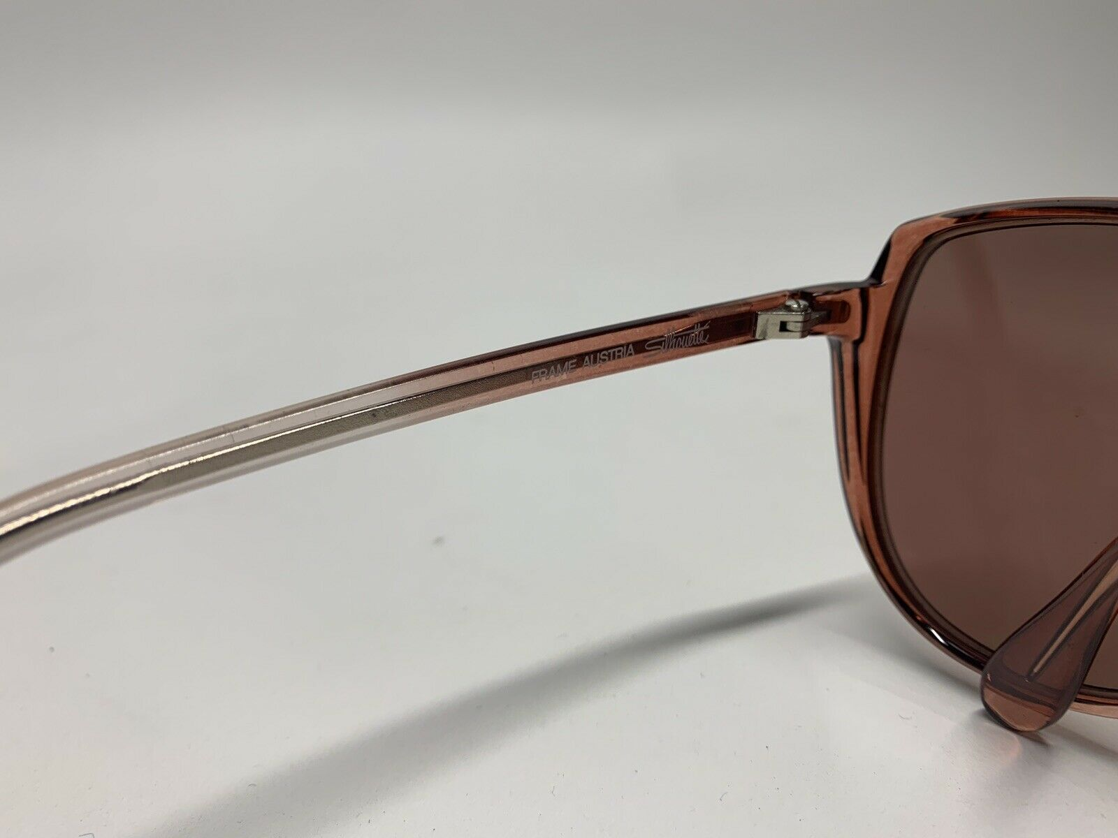 Vintage Austrian Sunglasses By Silhouette From Th… - image 9