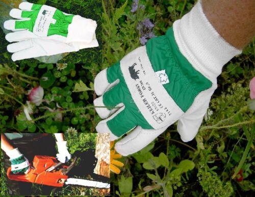 Waldarbeiterhandschuh 7 Paar KEILER Forst-Handschuhe Gr.10,5 Forsthandschuhe