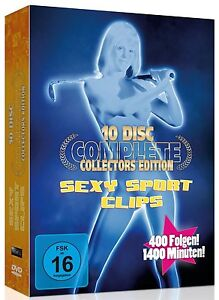 Sexy-Sport-Clips-Complete-10-Disc-Collector-039-s-Edition-10-DVD-NEU-OVP