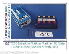 "EE 7252 NEW Marklin Oval Pier 6mm for Plastic Bridges Pack of 10;   6 mm 1//4/"""