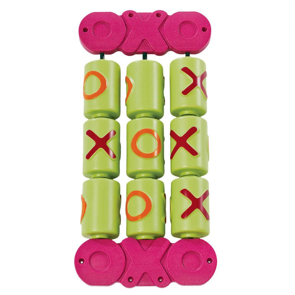 WICKEY Tic Tac Tac Tac Toe Spiel für Spielturm Kletterturm Erweiterung OXO Garten Spiel de0e7c