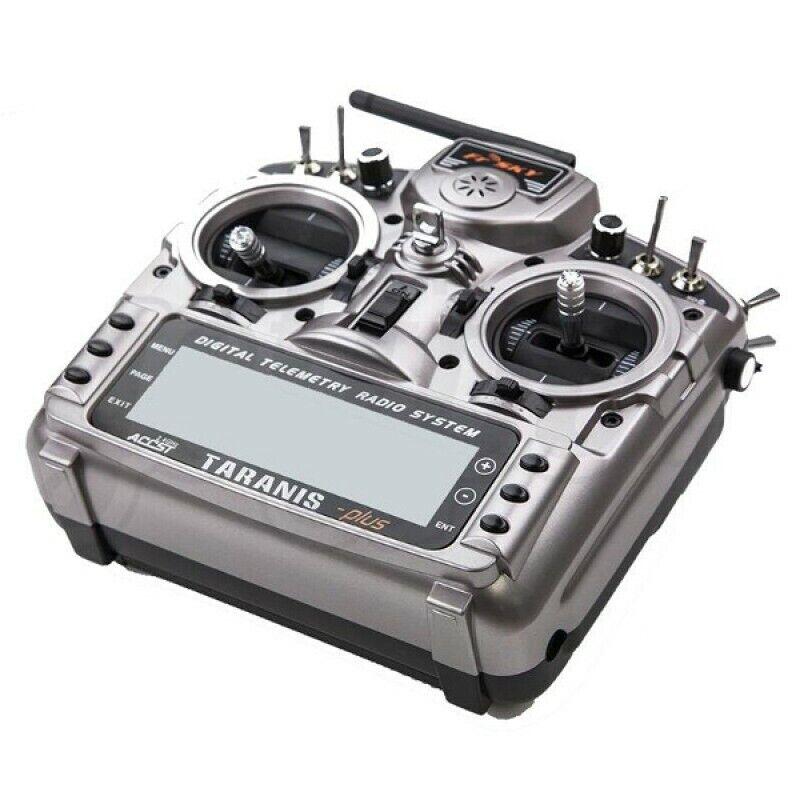 FrSky Taranis X9D-radio-transmisor-Plus modo 2 EU Lbt
