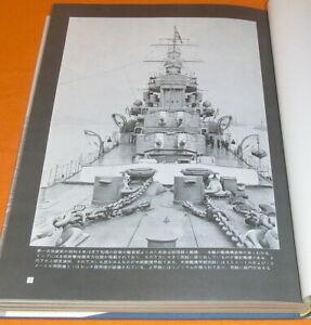 THE IMPERIAL JAPANESE NAVY 5 Heavy Cruisers book MYOKO ASHIGARA NACHI #0189