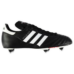 size 40 9b14b c03f2 Image is loading adidas-World-Cup-SG-Mens-Football-Boots-UK-