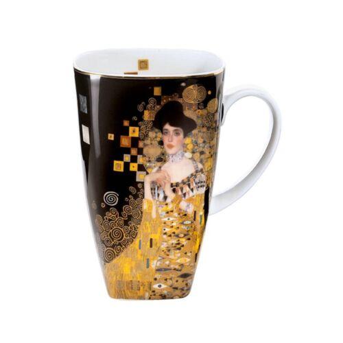Tasse Adele Bloch-Bauer H 14 cm 450 ml Goebel Porcelaine Gustav Klimt Gobelet