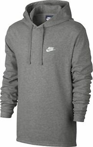 Nike Sportswear Sweat à capuche charcoal heatherwhite