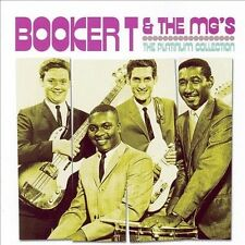 BOOKER T & THE MG's - PLATINUM COLLECTION (CD 2007)  20 TRACKS