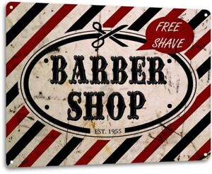 Barber-Shop-Rustic-Metal-Sign-Barber-Shop-Decor-Sign