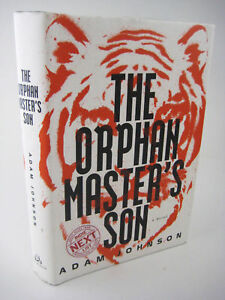 1st-Edition-THE-ORPHAN-MASTER-039-S-SON-Adam-Johnson-PULITZER-PRIZE-First-Printing