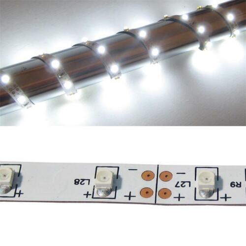 8,86€// 120cm SMD Lichtband flexibel kaltweiß Stripe Lichtleiste Band 60 LED//m