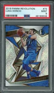 Luka-Doncic-Dallas-Mavericks-2019-Panini-Revolution-Basketball-Card-73-PSA-9