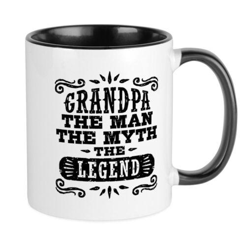 1538221560 CafePress Funny Grandpa Mug 11 oz Ceramic Mug