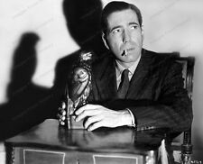 8x10 Print Humphrey Bogart Maltese Falcon 1941 #1a055