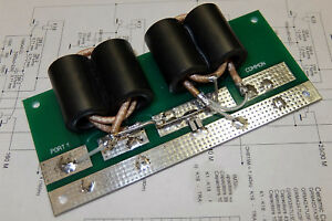 Details about 2-PORT 500 WATT SPLITTER-COMBINER LDMOS MOSFET amplifier