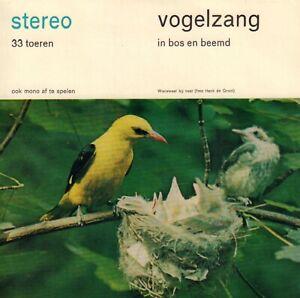 HANS-A-TRABER-Vogelzang-In-Bos-En-Beemd-VINYL-7-034-HOLLAND