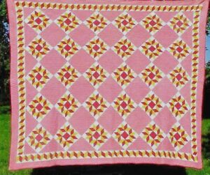 TUMBLING-BLOCK-STAR-QUILT-CLEAN-AND-GRAPHIC-1880