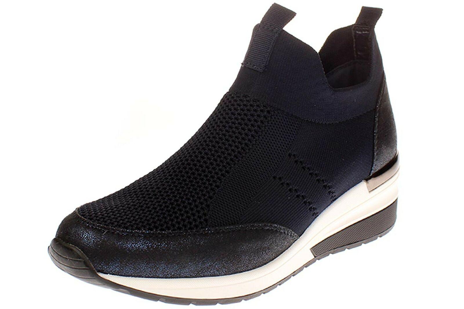 La Strada 1901764 - Damen Schuhe Freizeitschuhe - 4560-knitted-Blau