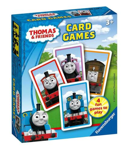 Ravensburger THOMAS /& FRIENDS carte jeu jouets puzzles Entièrement neuf sous emballage