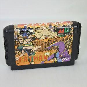 Mega Drive FATMAN Cartridge Only Sega 2571 mdc