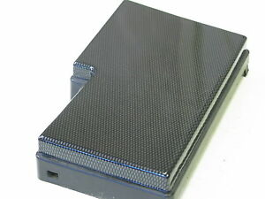 ford focus mk2 rs st fuse box cover carbon fibre effect abs plastic rh ebay co uk
