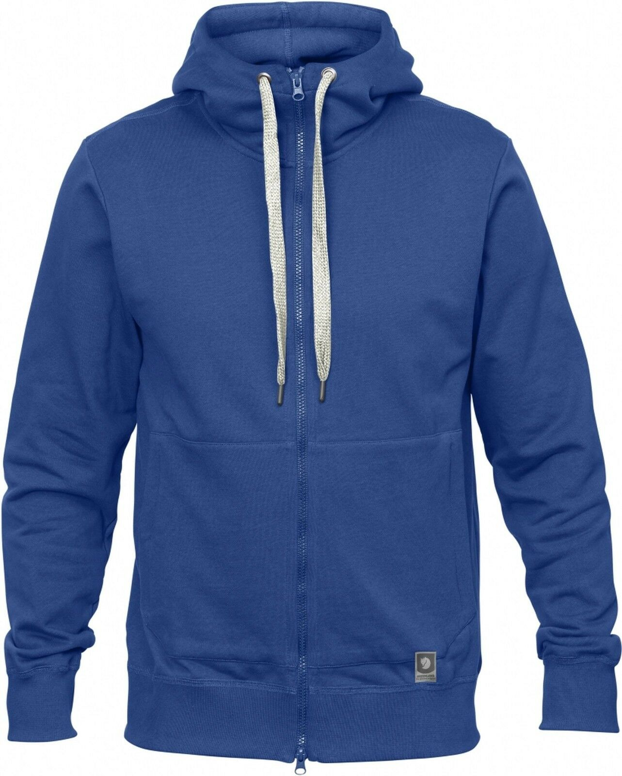 Fjäll Räven Greenland Zip Hoodie M Size XL Deep bluee   free and fast delivery available