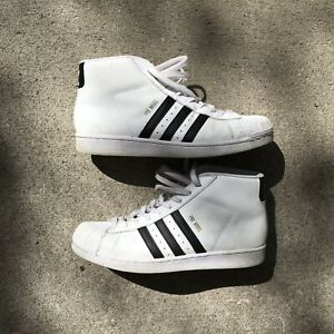Black And White Adidas High Tops : Shop Adidas Shoes For Men