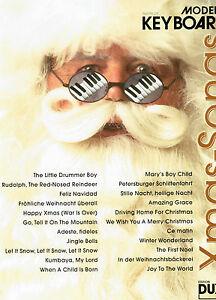 Keyboard Noten : Xmas-Songs Christmas Pop leicht WEIHNACHTEN Loy Modern Keyboard - Deutschland - Keyboard Noten : Xmas-Songs Christmas Pop leicht WEIHNACHTEN Loy Modern Keyboard - Deutschland
