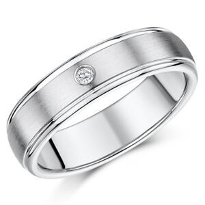 Titanium-Diamond-Wedding-Ring-4mm-6mm-Band