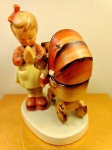 Hummel-Prayer-Before-Bedtime-Figurine-Doll-Mother-67-TMK-2-4-3-4-Vintage