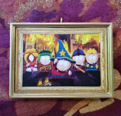 South Park Image Christmas Ornament//Magnet//Dollhouse miniature