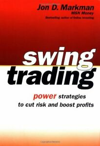 Swing Trading Power Strategies To Cut Risk And Boost Profits 9780471206781 Ebay