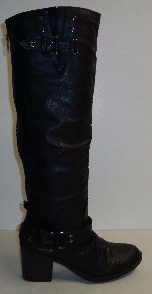 Style & Co Size 6.5 M AMUSE BLACK Knee High Boots New Womens Shoes