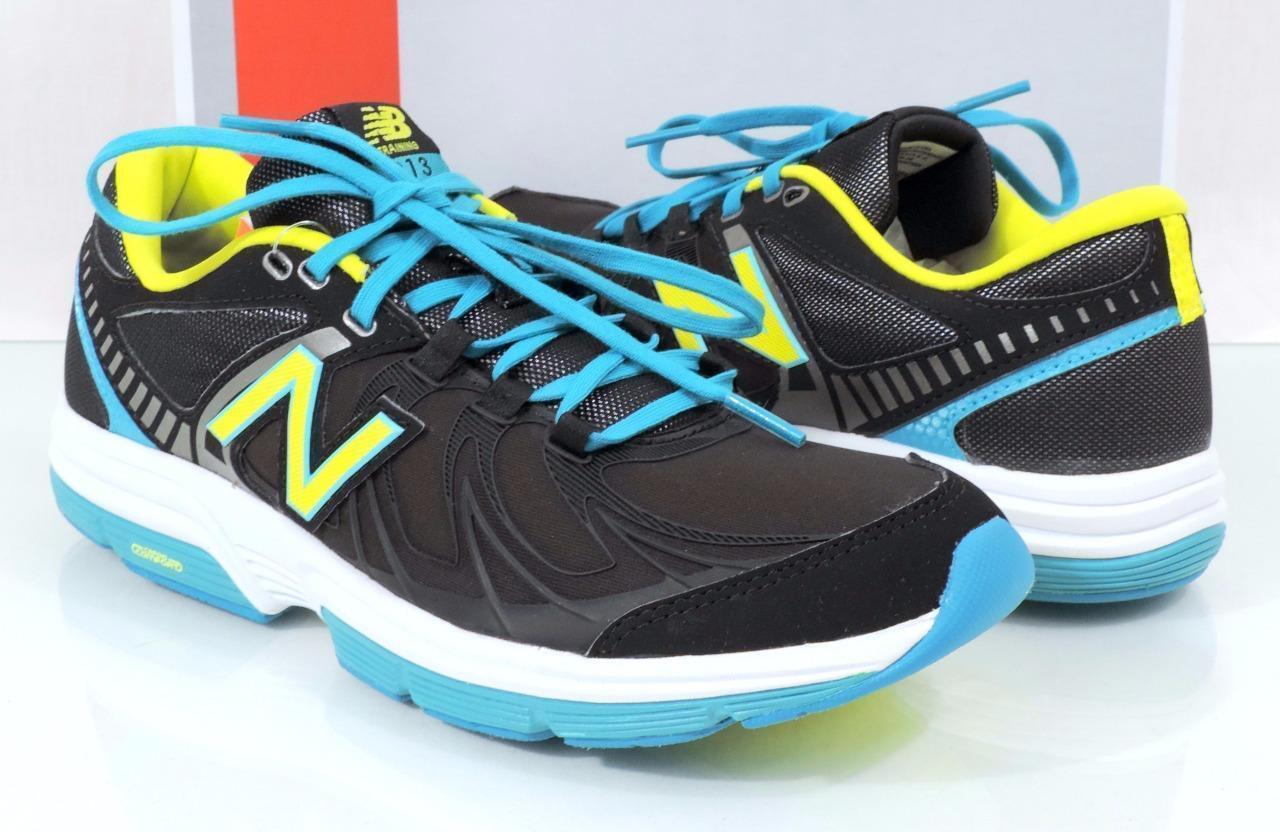 New Balance de mujer mujer mujer WX813BK2 Cross-Training zapatillas Negro Talla 5 Made Usa Nuevo Con Caja  hasta un 60% de descuento