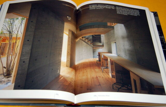 Residential (Housing) construction by TAKEHARA YOSHIJI photo book #0046