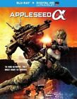 Appleseed Alpha 0043396440067 Blu-ray Region a