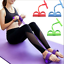Workout Resistance Bands Tube Pull Rope Home Gym Foot Pedal Equipment Exerciser