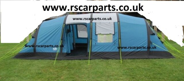 online retailer 3ab4e 15a5a Family Kit Royal Atlanta Air 8 Berth Tent 4000mm Hydrostatic Head 10cm  302618kit
