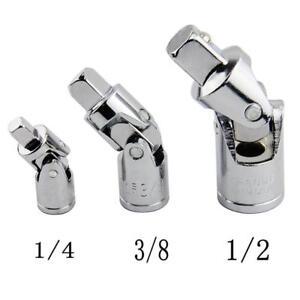 "Craftsman 1//4/"" 3//8/"" 1//2/"" in U---Pic--Size Swivel Universal Joint Drive Socket"