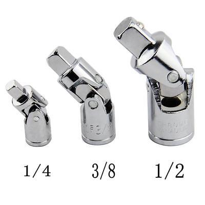 "Drive Universal Joint Swivel Adapter Air Impact Wobble Socket 1/"" 3//4/"" 1//2/"" 3//8/"""