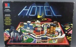 Juego de mesa HOTEL de MB del año 1986 en buen estado.